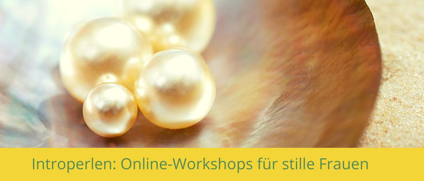 Introperlen Online Workshops - Nima Ashoff