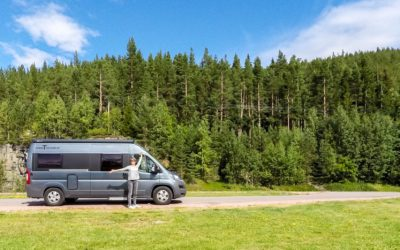 Mutige Menschen im Portät: Von einer, die auszog, um im Van zu leben