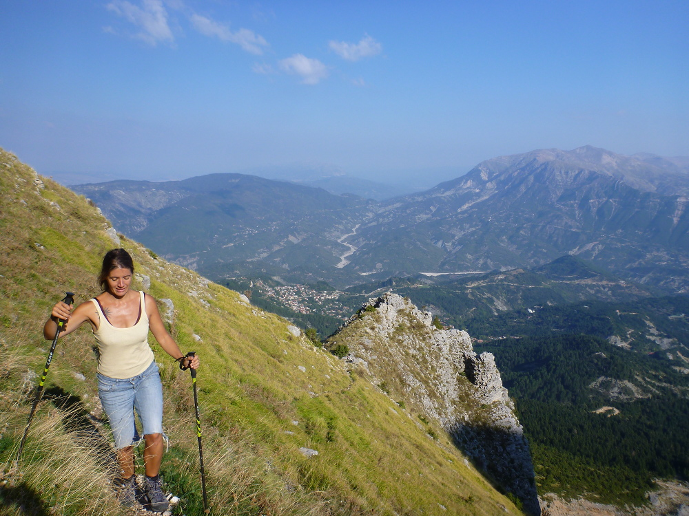 Wanderung zum Strogula - Nima Ashoff
